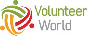 volunteer world logo
