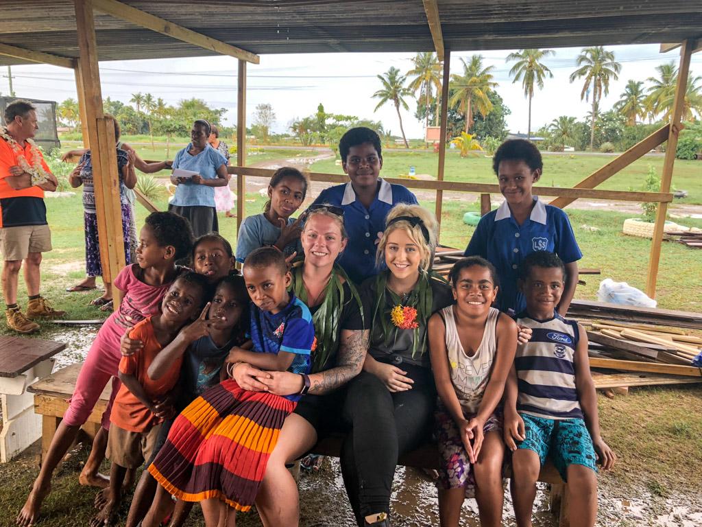 IVI Volunteers Fiji