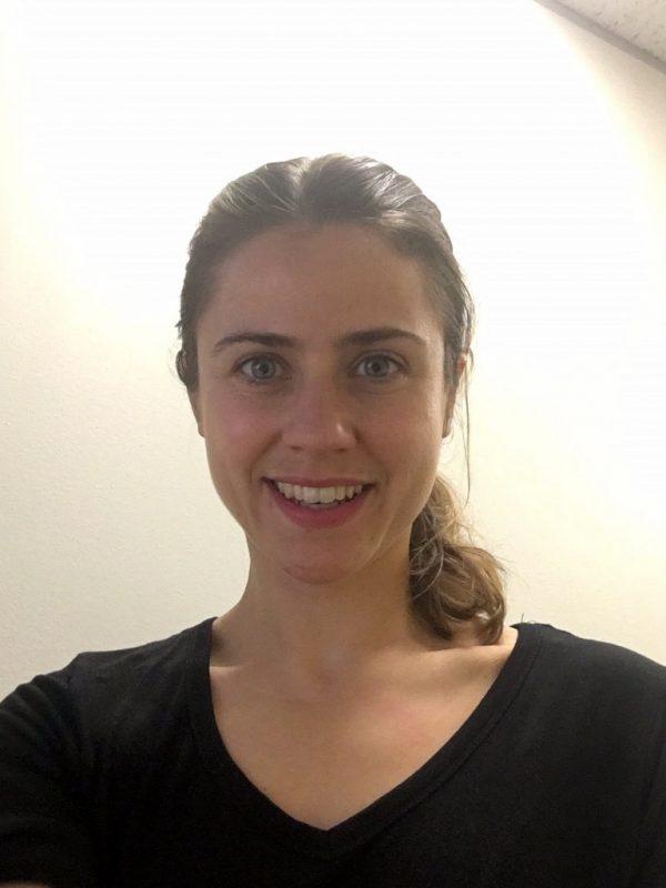 Laura Quickfall- Nepal IVI volunteer
