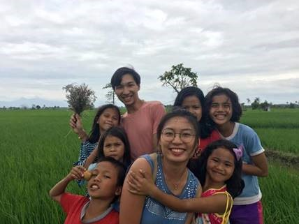 IVI Philippines volunteers