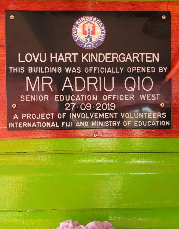 Involvement Volunteers International Fiji