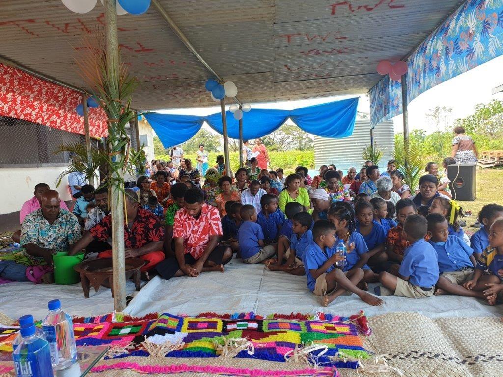 Opening Day Lovu Hart Kindergarten Lautoka