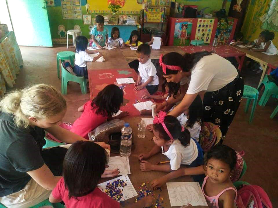Teaching in the Philippines IVI