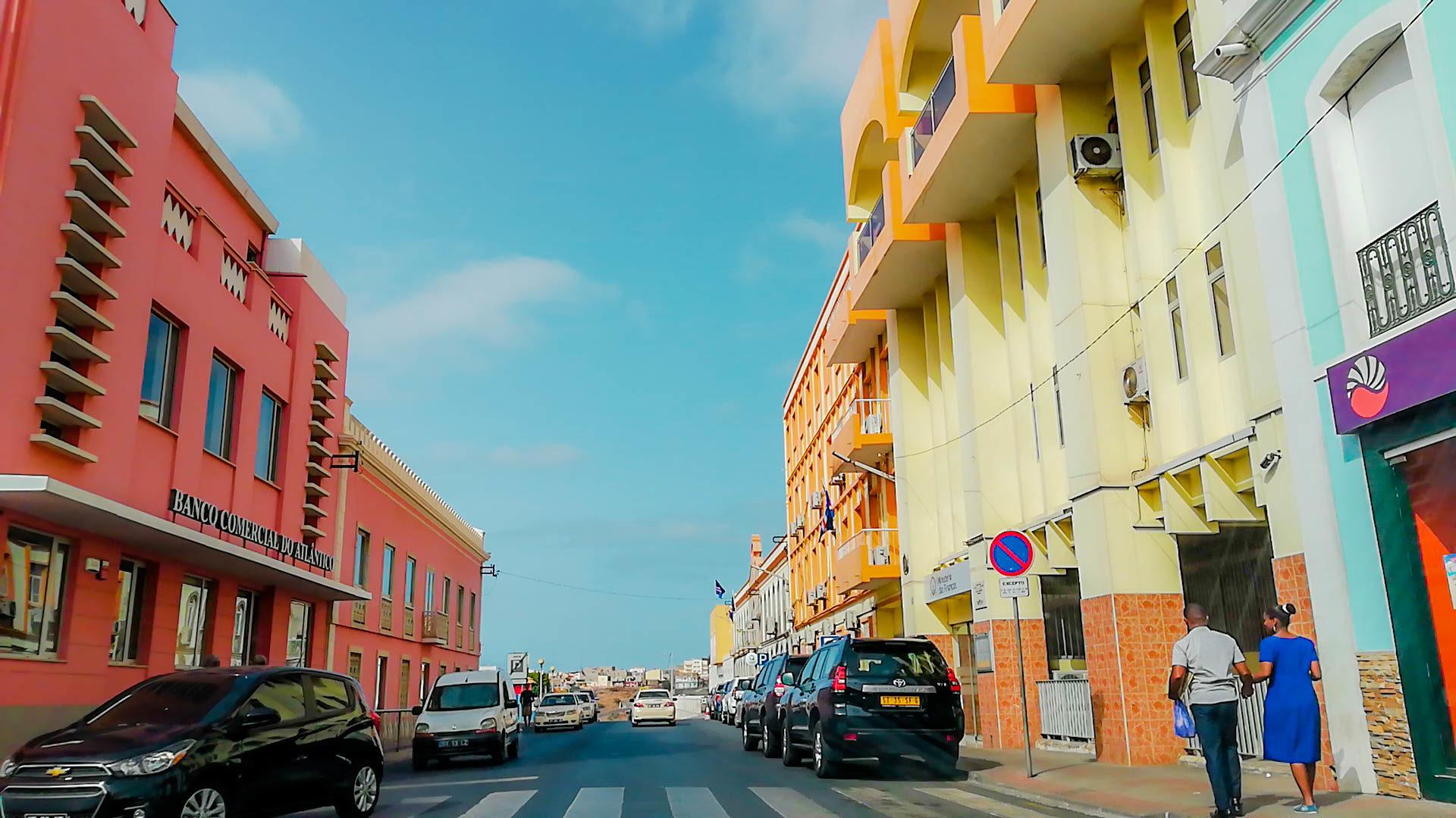 Cape Verde island