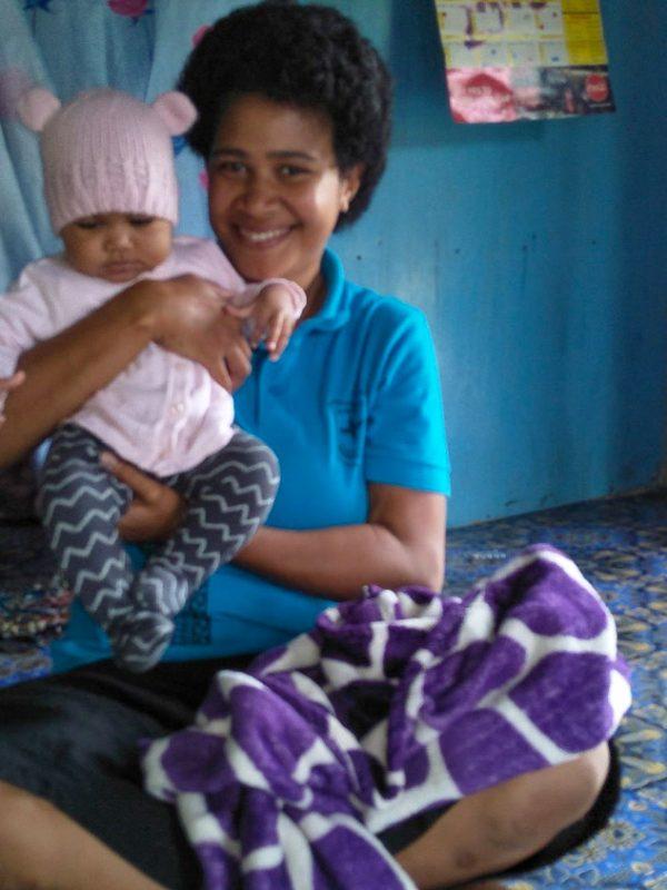 Remote Fiji island teaching
