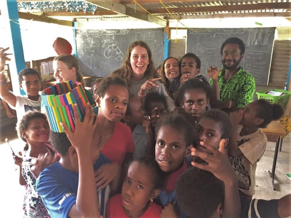Jasmin Pickett Vanuatu 2 - Review: Primary School Teaching in Vanuatu