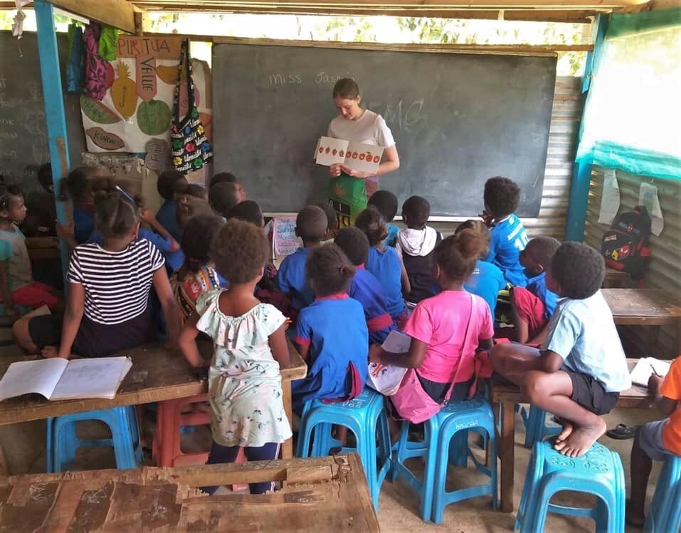 Jasmin Pickett Vanuatu 5 - Review: Primary School Teaching in Vanuatu