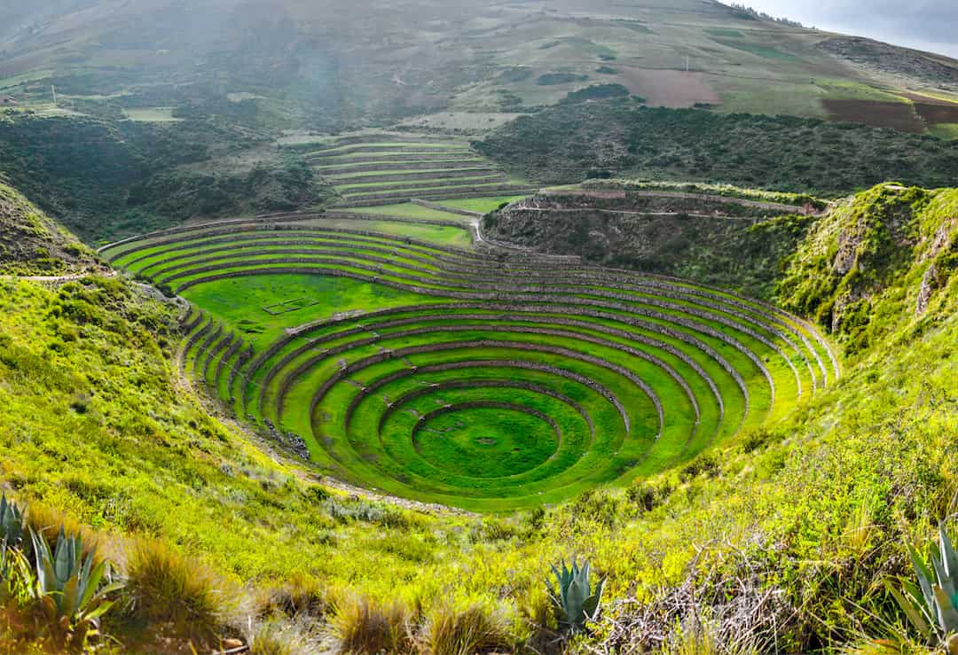 Moray, Maras And Salinas