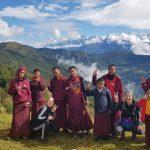 Buddhist Monastery Nepal Teaching Experience