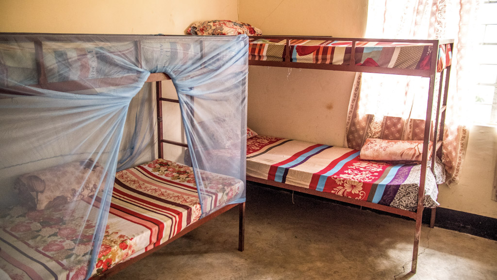 bed homestay