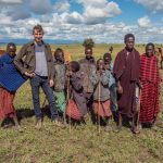 Maasai Tribe Community Support Tanzania