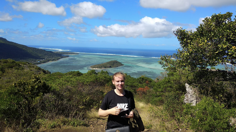 Le Morne Trail