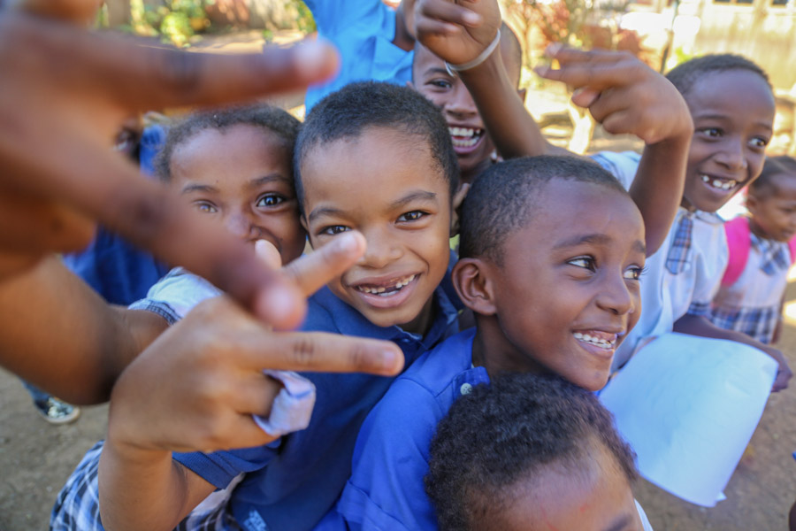 Madagascar Teaching 34 - Fees