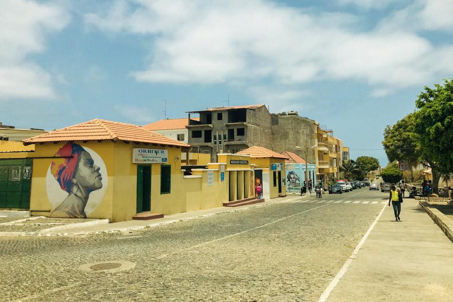 Tarrafal Town