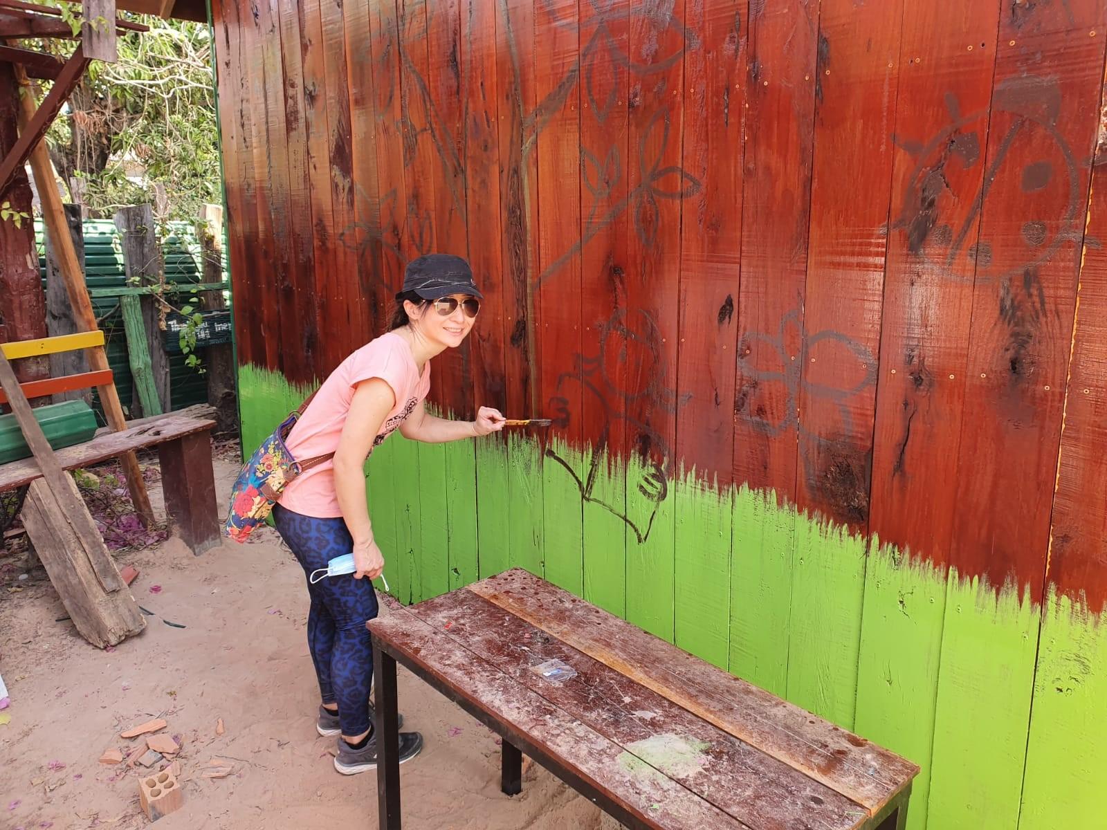 Cambodia renovation