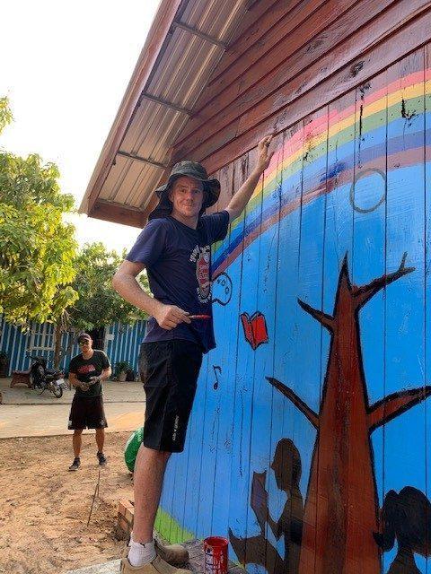Cambodia renovation 2