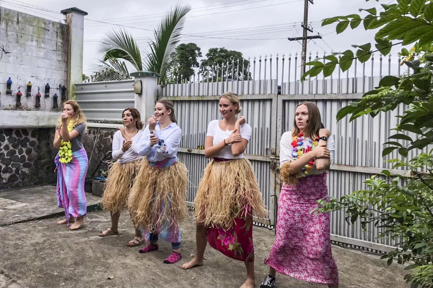 Participant group Suva