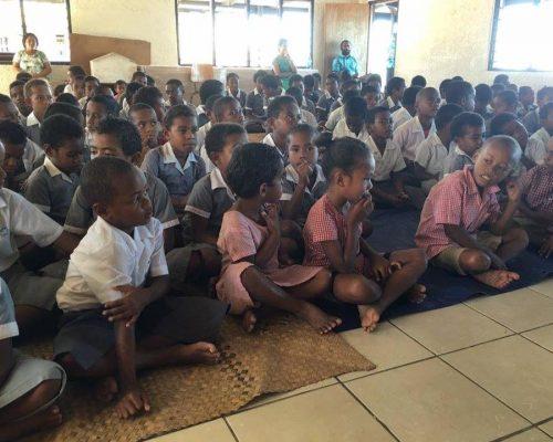 classroom volunteers overseas placements