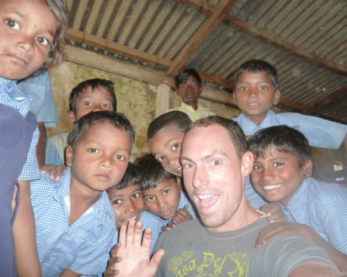 volunteer india placements with IVI