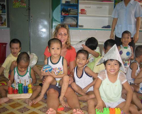vietnam volunteering
