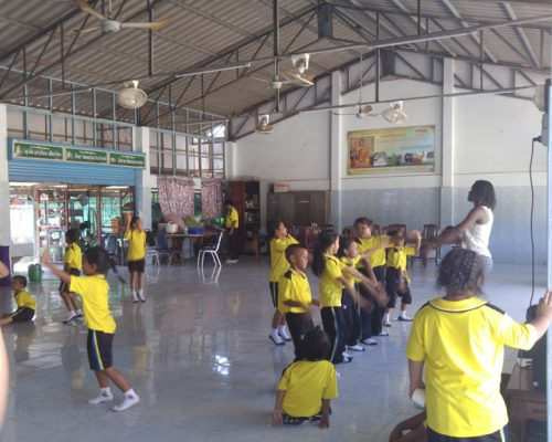 sports coaching Thailand