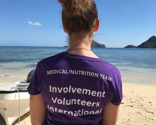 Nutrition volunteer team involvement volunteers