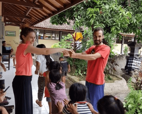 bali primary school teaching