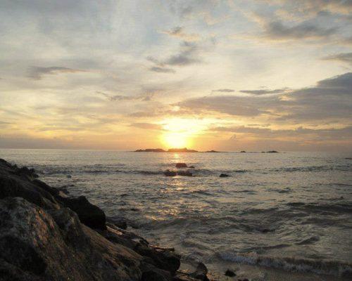 Amablangoda_sunset