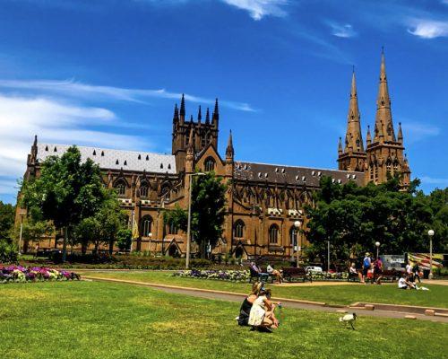Australia_Sydney church