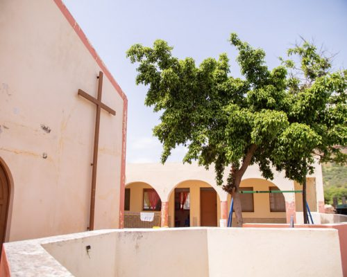 church in Cape Verde