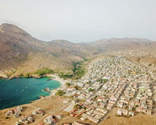 Cape Verde scenic