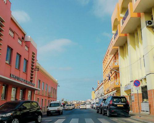 Cape Verde town