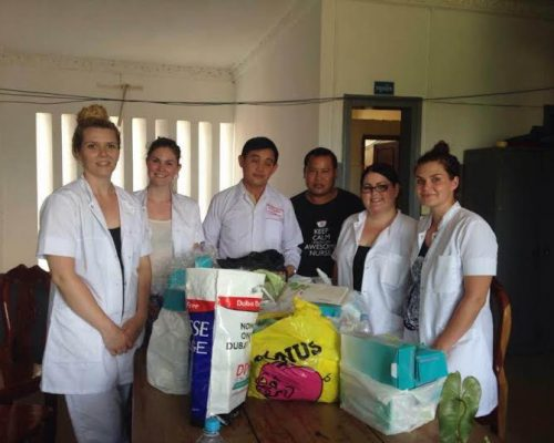 Cambodia - medical placements through IVI