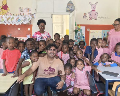 Cape Verde teaching project