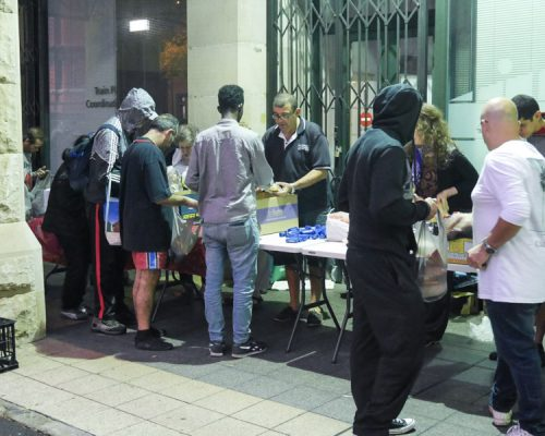 Sydney food support