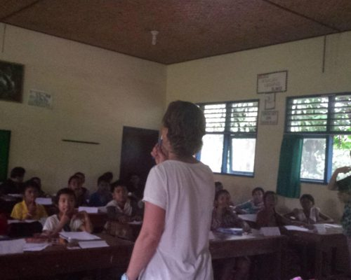 primary school teaching oversaes
