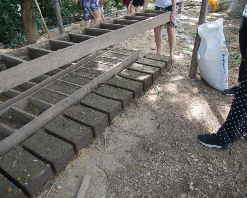 Creating clay bricks (1)