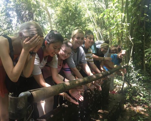 Cu Chi Tunnels - Group photo