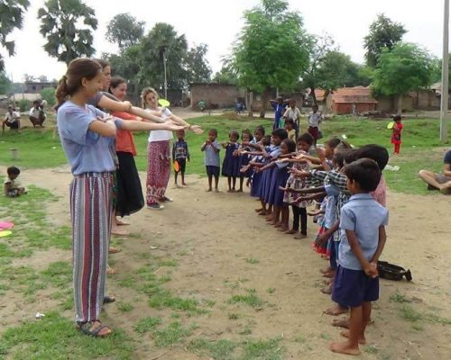 Volunteering Bodhgaya India Review - 2016 2
