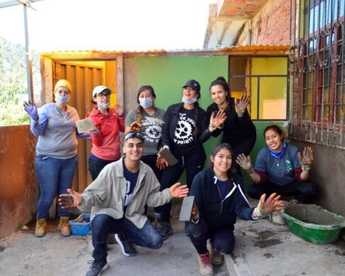 construction and refurbishing structures in peru