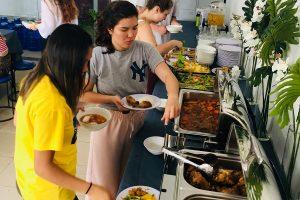 Dining area-Ho Chi Minh
