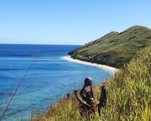Fiji island teaching