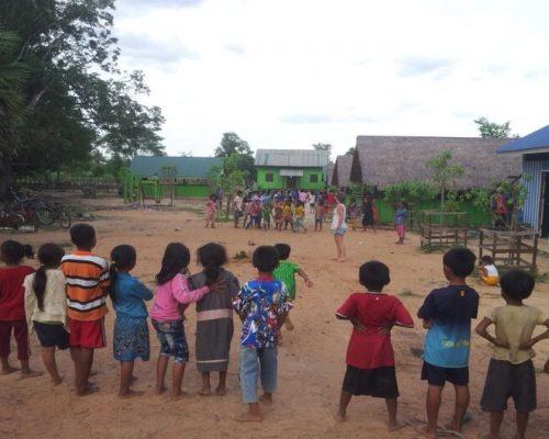 rural primary school