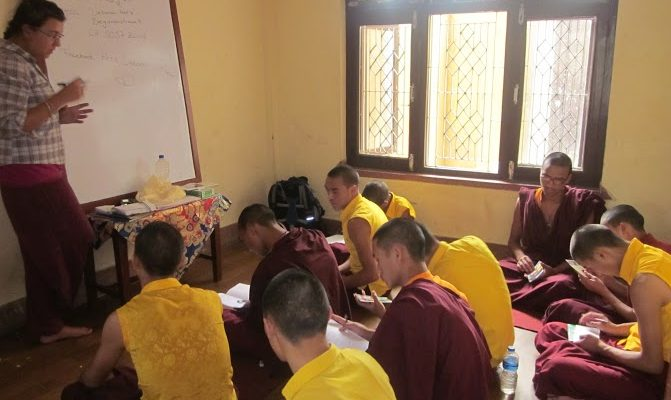teaching in asia