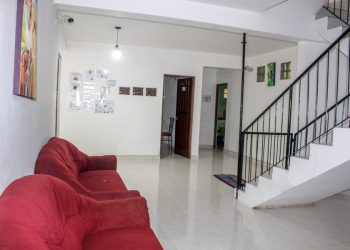 Ground floor living area (Kandy)