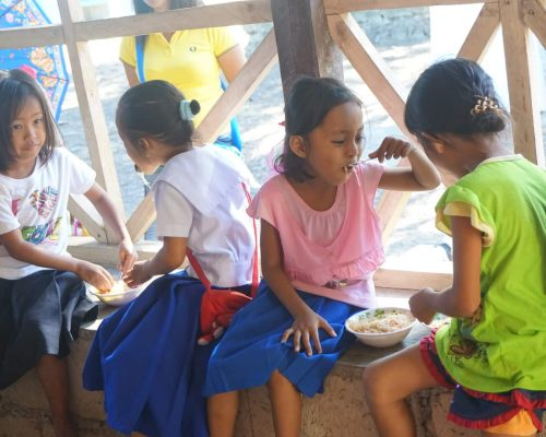feeding program philippines