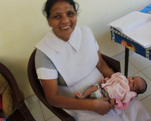 prenatal care nurse