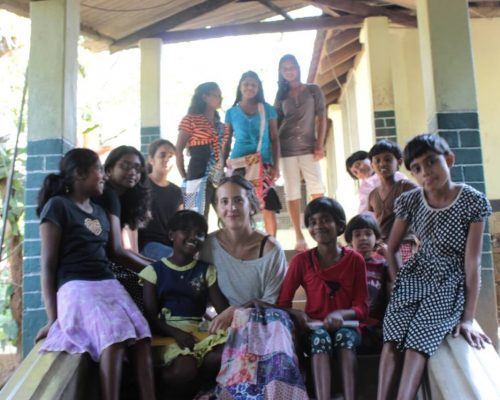 sri lanka volunteering