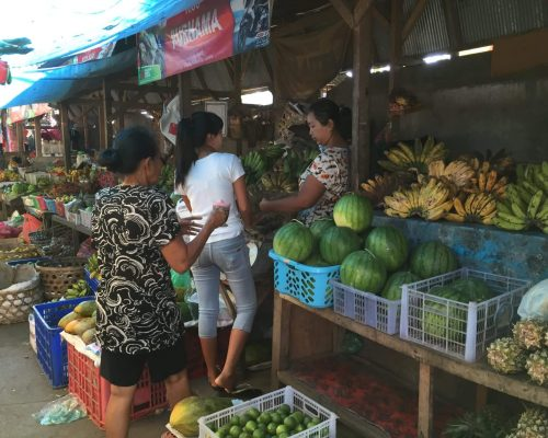 volunteers in the markets philippines