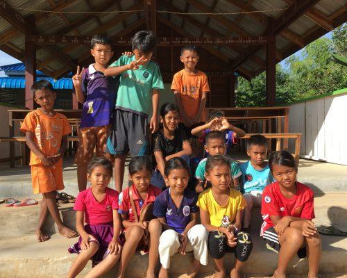 the amazing cambodian children!